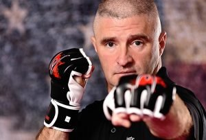 Anthony Linnabery mixed martial arts