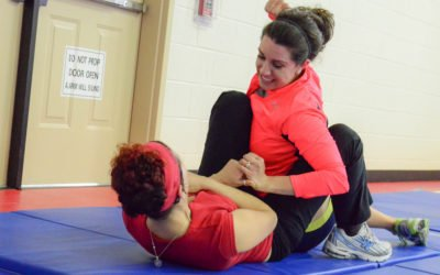 Fight Like a Girl: Krav Maga for Women