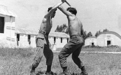 Disciplined Training for Strength & Self-Defense: The History of Krav Maga