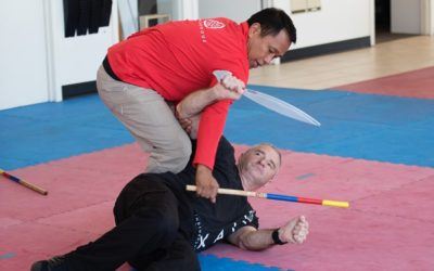 Krav Maga Training is a Mixed Martial Arts