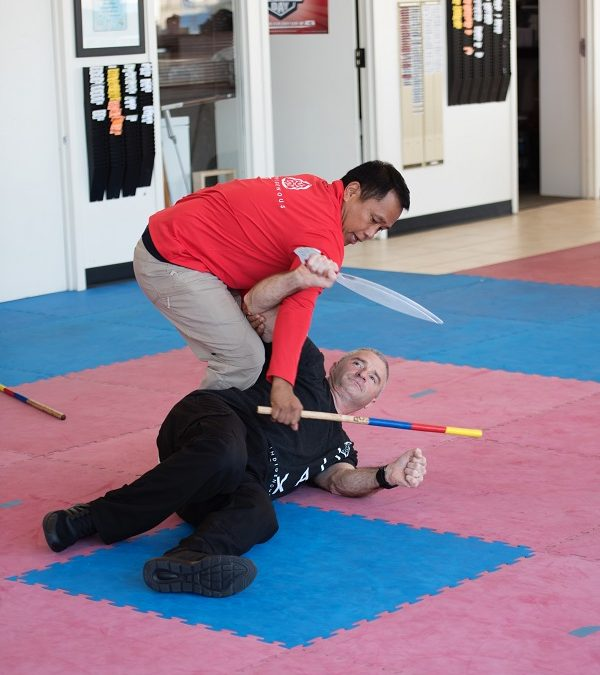 Krav Maga Training is a Mixed Martial Arts