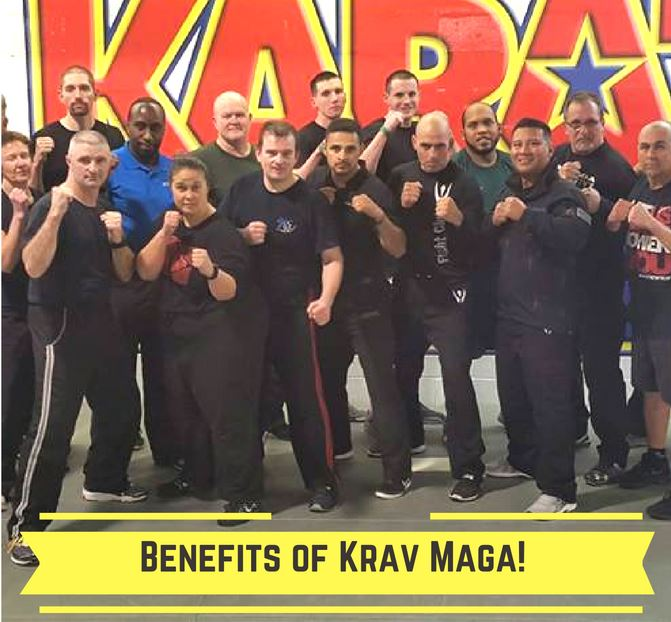 Real World Self-Defense: Benefits of Krav Maga for Adults