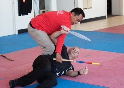 Krav Maga is a mixed martial art